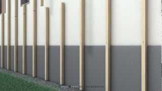 Vorgehängte Fassaden Dämmung - gut für`s Klima?