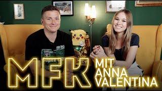 MFK mit Anna Valentina   Anika Teller, LionTV & KuchenTV