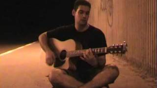 Deftones- Change acoustic cover