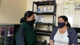 Perfumería Edi: emprendimiento a prueba de pandemia