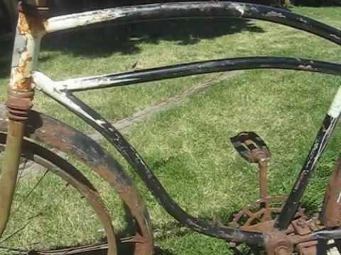 Hawthorne bicycle