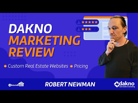 Dakno Marketing Review | Custom Real Estate Websites | Pricing