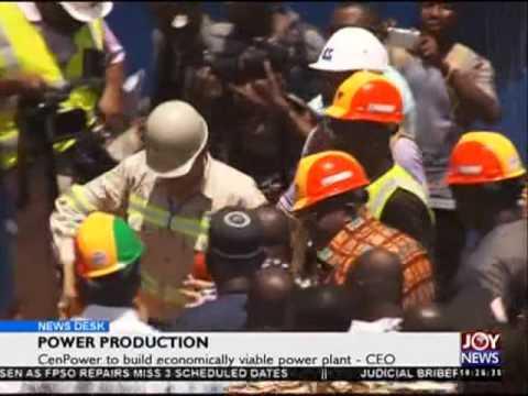 Power production - News Desk on Joy News (21-4-16)