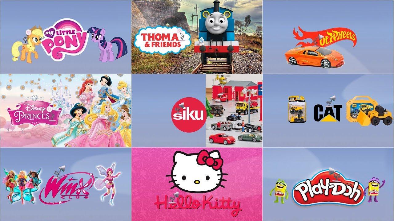 Popular Toy Brands : Top part toys brands spoof pixar lamps luxo jr logo
