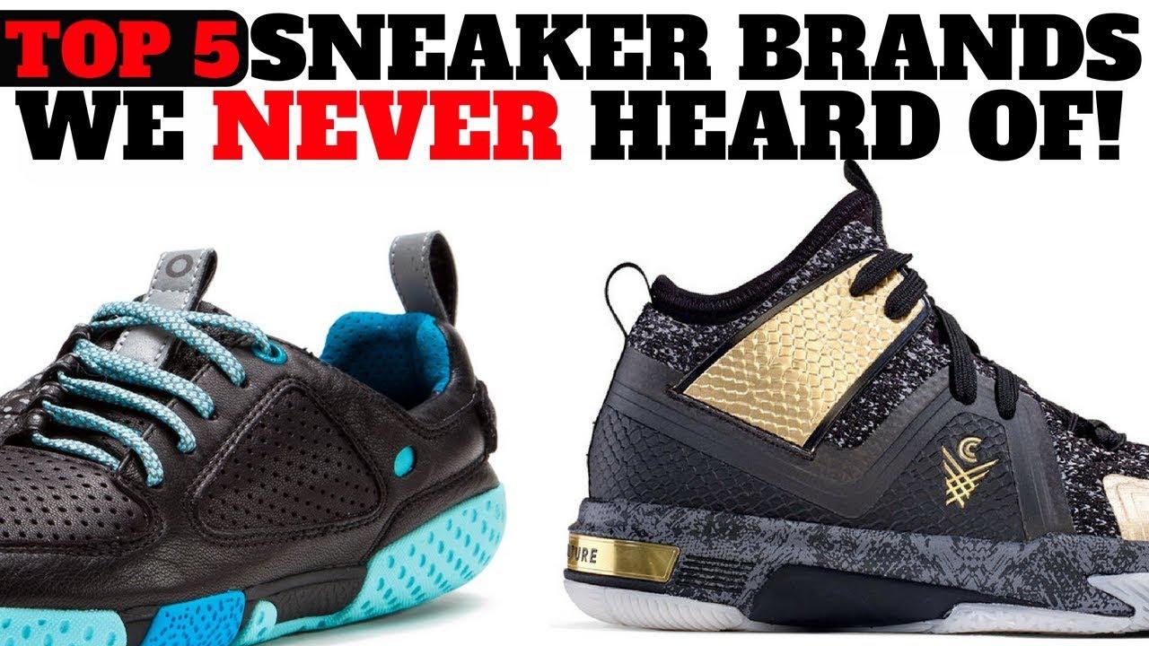 top sneaker brands