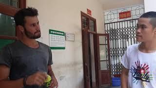 Bibobaoyen/Giúp khách du lịch nước ngoài bị tai nạn giao thông tại Bệnh viện Đa Khoa Bảo Yên