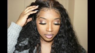 How I Install My Full Lace Wigs **VERY DETAILED** l Bald Cap Method l WHITFABBY