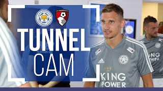 Tunnel Cam | Leicester City vs. Bournemouth | 2019/20