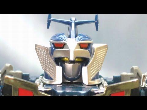 獣空合体ギガフェニックス 星獣戦隊ギンガマン DX超合金 Juukuu Gattai Giga Phoenix Stratoforce Megazord