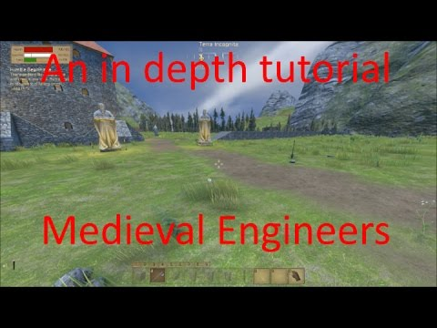 Medieval Engineers How To Build In Survival