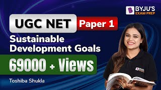 Sustainable Development Goals for UGC NET Exam