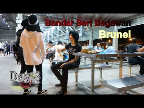 Brunei Travel d3,名古屋ホスト社長の東南アジア旅行・ブルネイ旅行、遊園地、夜のドライブ