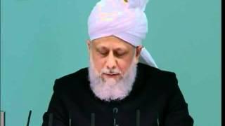 English khutbah 15th April 2011, Corruption among Muslim leadership clip7