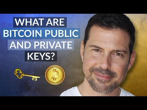 George Levy - What Are Bitcoin Public And Private Keys?