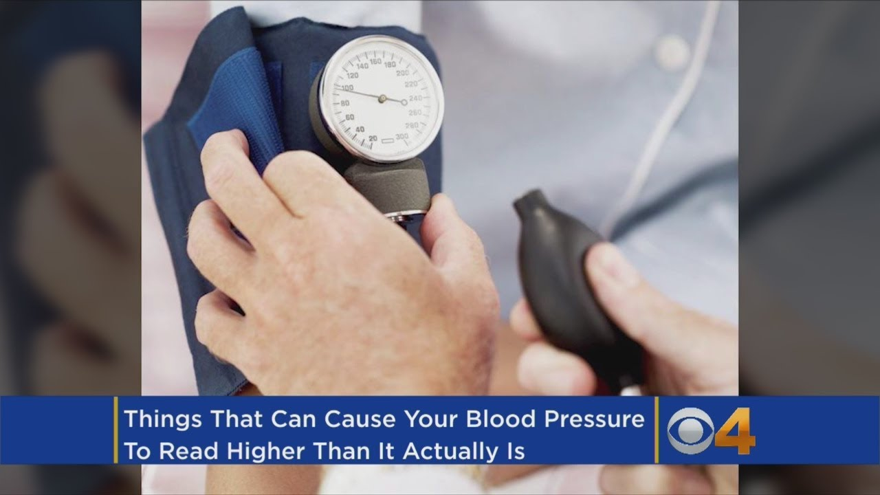 7 Common Mistakes That Can Make Your Blood Pressure Reading Way Off