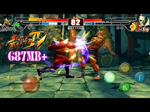 Street Fighter IV HD APK+DATA (OFFLINE) 687MB+ from YouTube · Duration:  3 minutes 54 seconds