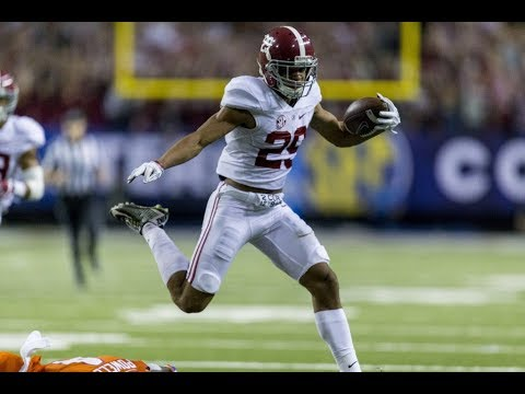 Why Alabama DB Minkah Fitzpatrick was happy Saturday evening