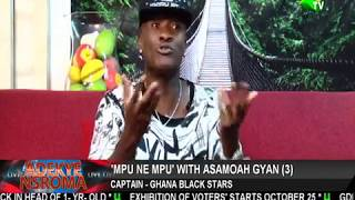 I was in the same class with Shatta Wale - Asamoah Gyan reveals
