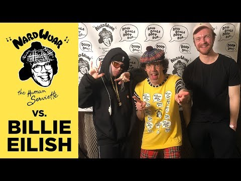Nardwuar vs Billie Eilish