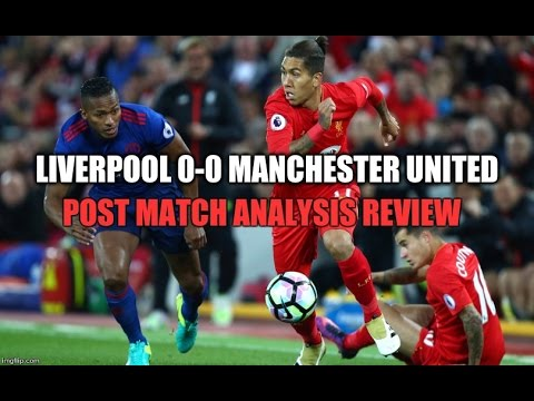 Liverpool vs  Manchester United Post Match Analysis Review Premiership 0 0