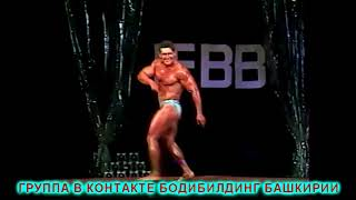 ЛЯШЕВСКИЙ СЕРГЕЙ  на Мистер Урал 90