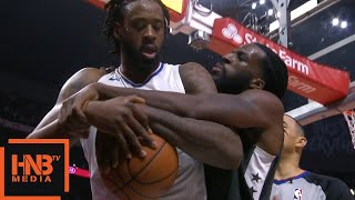 DeAndre Jordan & DeMarre Carroll Have Fun