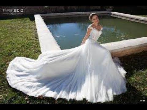 1470b4fa166 les robes de mariées 2017 - YouTube