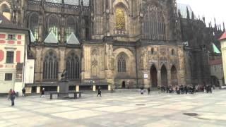 Чехия, Прага. Собор Святого Витта