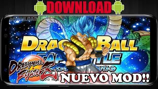 Gambar cover Nuevo Mod Dragon Ball Tap Battle Fighter Z V2 2020!!