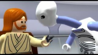Lego Star Wars - Attack of the Clones Part 1