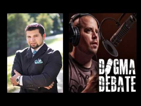"""Texas Preacher"" Attacks Atheism on Secular Radio Show! (Eric Hernandez vs David Smalley)"