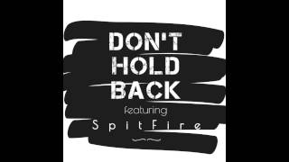 Don't Hold Back - Spitfire - Jack And Jones India