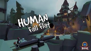 Human Fall Fat~ Funny game play~Road to 107K Subs(10-08-2019)