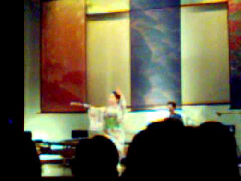 """Japanese Traditional Performing Art Unit """"21st Century Classical Music and Dance"""""""