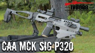 CAA MCK Micro Conversion Kit   Sig P320