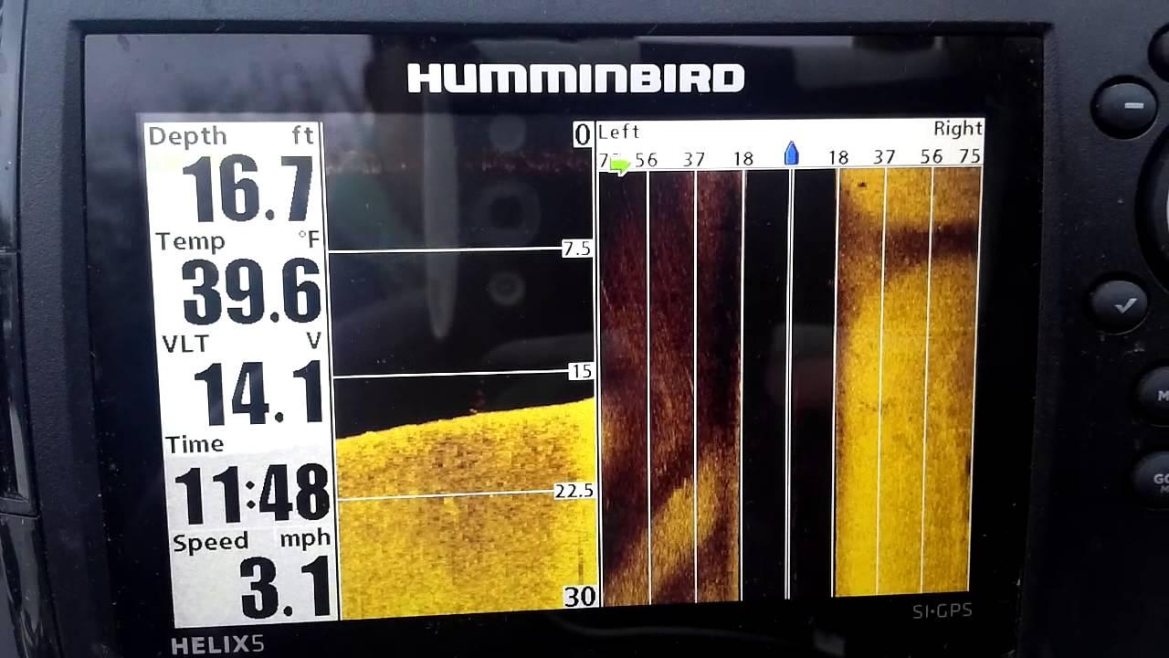 humminbird helix 5 sonar gps manual