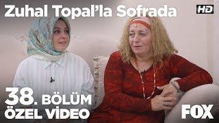 Aysun Hanım gözyaşlarına hakim olamıyor... Zuhal Topal'la Sofrada 38. Bölüm