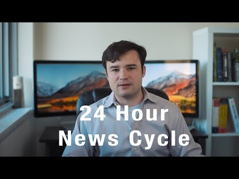 Stuck on the 24 Hour News Cycle
