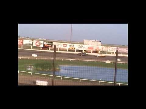 Street Stock Heat Route 66 Motor Speedway 5-19-2012