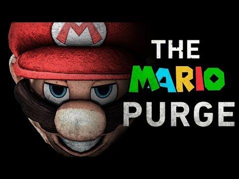 SMG4: The Mario Purge (Halloween 2018)