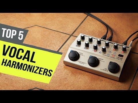 5 Best Vocal Harmonizers 2019 Reviews