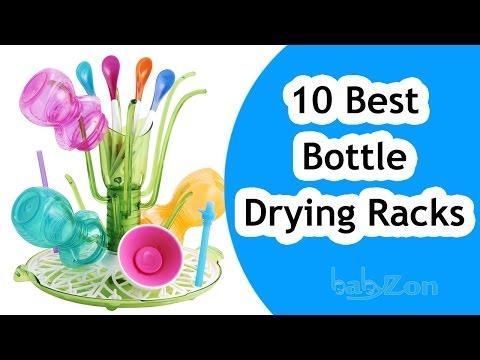 The 9 Best Baby Bottle Drying Racks