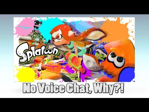 Splatoon Not Enabling Voice Chat - Why?