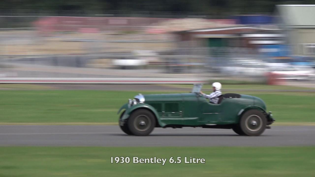 Vintage Racing Cars Dunsfold Wings Wheels Youtube