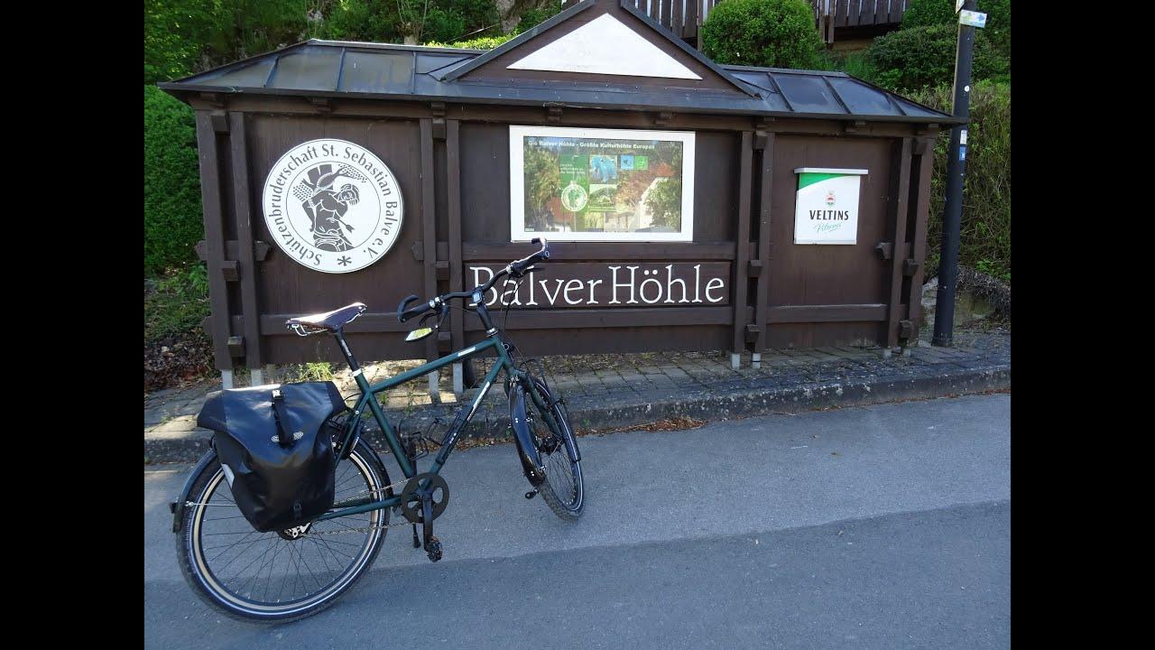 Download Radtour Balve Hönnetal Eisborn Balver Höhle