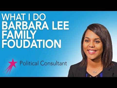 Political Consultant: What I Do - Kristin Slevin Career Girls Role Model