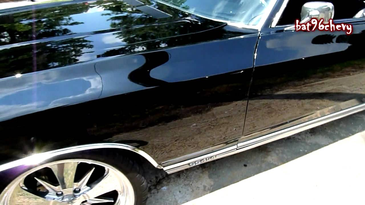 71 Chevy Monte Carlo Ss On 20 Quot Budniks Hd Youtube