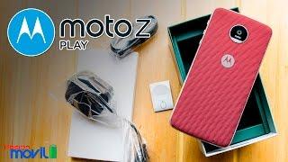 Unboxing Moto Z Play en Español HD