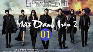 Mật Danh IRIS 2 - Tập 1 | Phim Hình Sự Hàn Quốc Hay Kịch Tính | JangHyuk