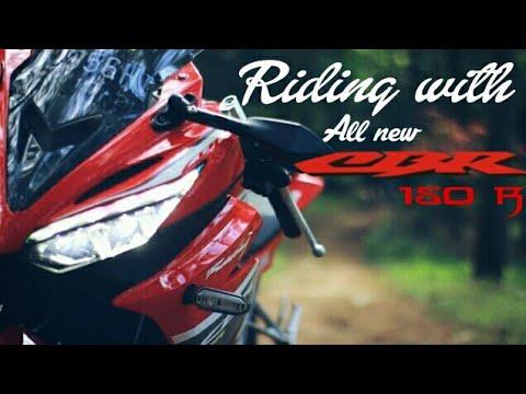 Test ride All New Honda CBR 150 RR   Almost Accident   Nyaris Adu Banteng sama Mobil